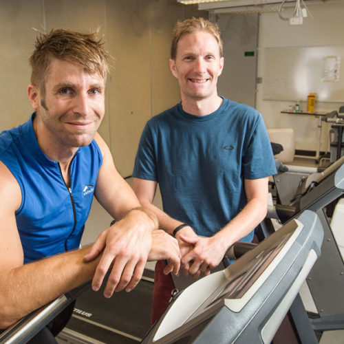 Carbs during workouts help immune system recovery