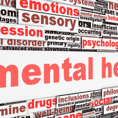 mental health generic stock image