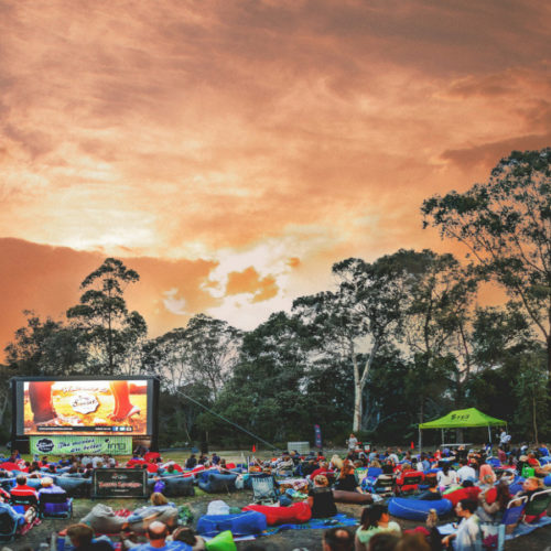 Sunset Cinema is back for the lazy, hazy days of Summer