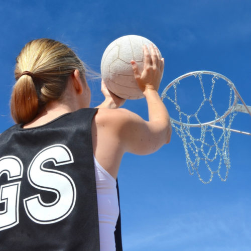New netball partnership to promote a healthy lifestyle