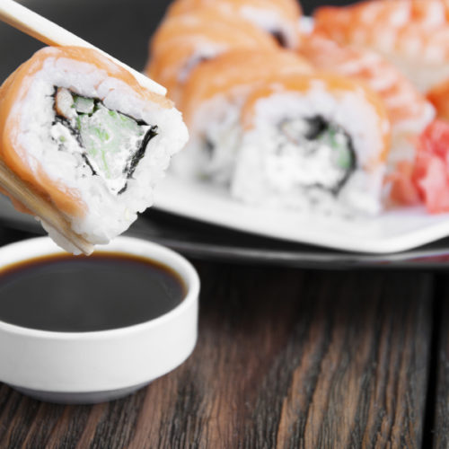 Hold the sauce: new report finds swapping your soy sauce can halve your salt intake
