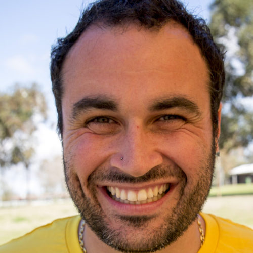 Miguel Maestre announces support for R U OK?
